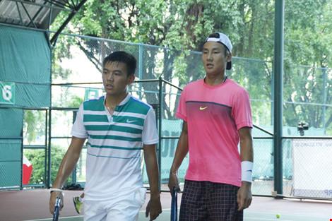 Lý Hoàng Nam lần đầu vào chung kết đôi nam - 2
