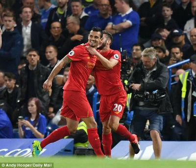 Chi tiết Chelsea - Liverpool: Thế công yếu ớt (KT) - 4