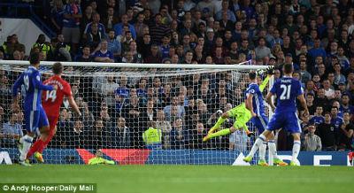 Chi tiết Chelsea - Liverpool: Thế công yếu ớt (KT) - 6