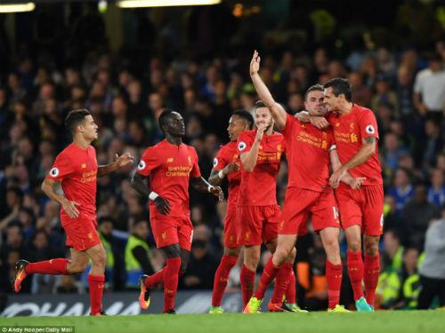 Góc chiến thuật Chelsea – Liverpool: Tốc chiến tốc thắng - 1