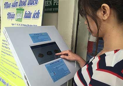Người Việt thích mua mắm, muối… bằng điện thoại - 1
