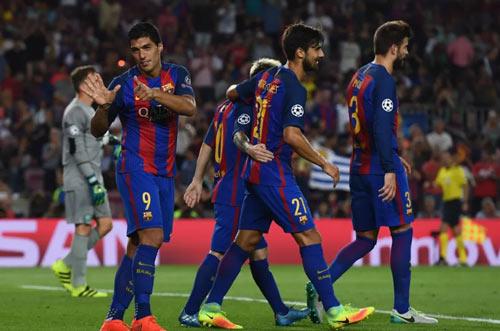 Leganes – Barca: Đường đến Madrid - 1