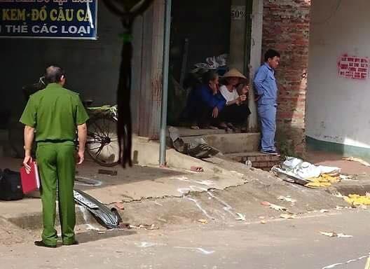 Phó trưởng công an huyện gây tai nạn chết người - 1