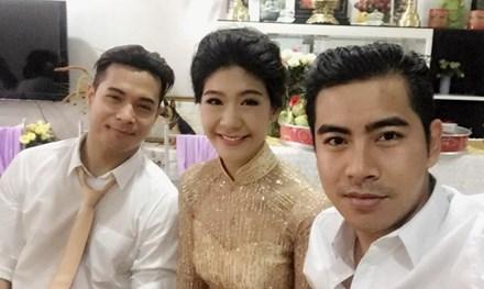 Trương Thế Vinh và bạn gái cơ trưởng đã hủy hôn? - 1