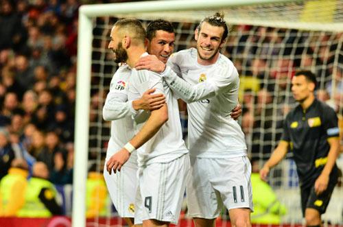 Zidane xác nhận Ronaldo, Bale vắng mặt trận gặp Espanyol - 1