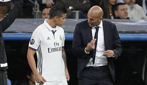 Zidane xác nhận Ronaldo, Bale vắng mặt trận gặp Espanyol - 2