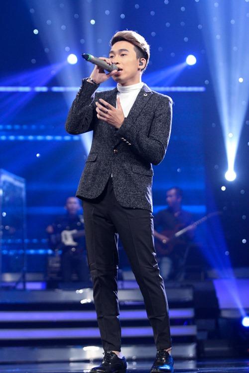 """Huy Tuấn """"tát"""" thí sinh VN Idol trên sóng truyền hình - 10"""