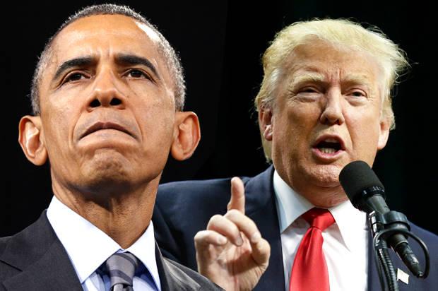 Donald Trump đột nhiên thừa nhận Obama sinh ra tại Mỹ - 1