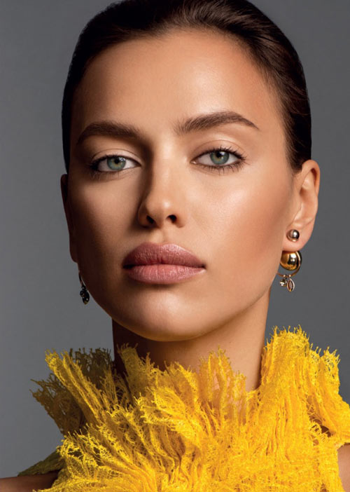 3 kiểu trang điểm hút hồn của siêu mẫu Irina Shayk - 2