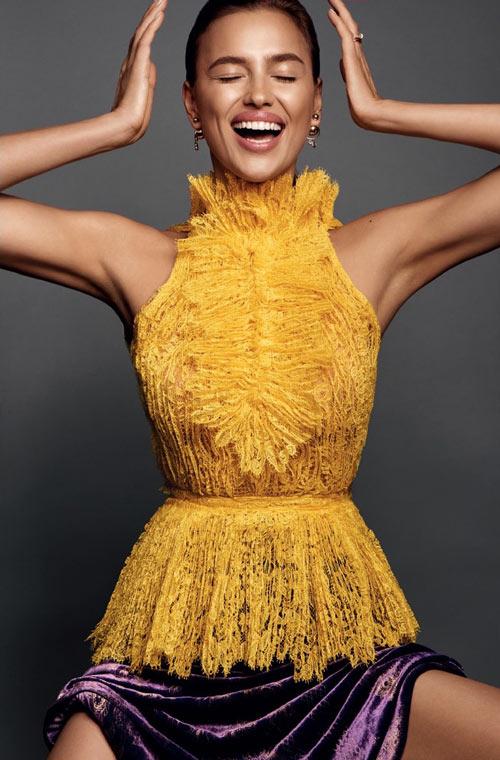 3 kiểu trang điểm hút hồn của siêu mẫu Irina Shayk - 3
