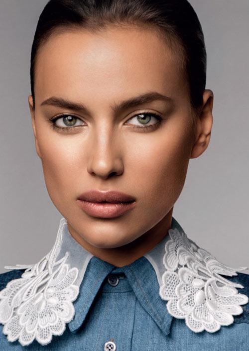 3 kiểu trang điểm hút hồn của siêu mẫu Irina Shayk - 6