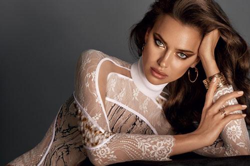 3 kiểu trang điểm hút hồn của siêu mẫu Irina Shayk - 9