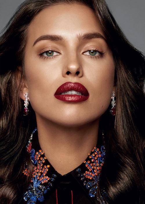 3 kiểu trang điểm hút hồn của siêu mẫu Irina Shayk - 7