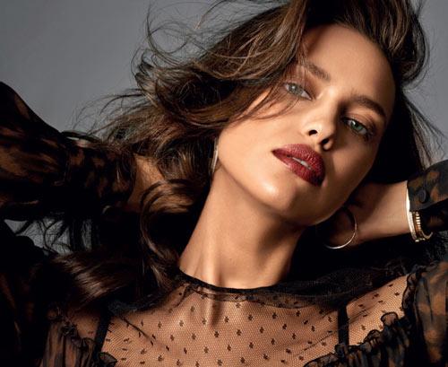 3 kiểu trang điểm hút hồn của siêu mẫu Irina Shayk - 8