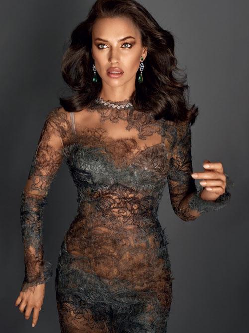 3 kiểu trang điểm hút hồn của siêu mẫu Irina Shayk - 10