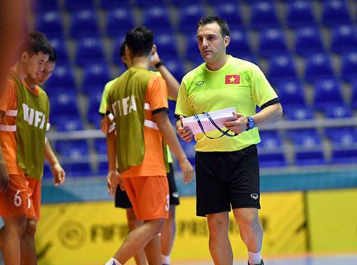 ĐT futsal Việt Nam – Ý: Nhiệm vụ bất khả thi - 1