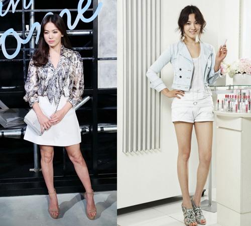 3 bước giúp Song Hye Kyo thành nữ thần màn ảnh - 1