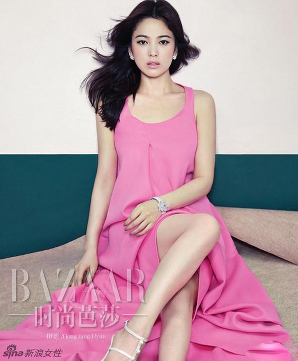 3 bước giúp Song Hye Kyo thành nữ thần màn ảnh - 4