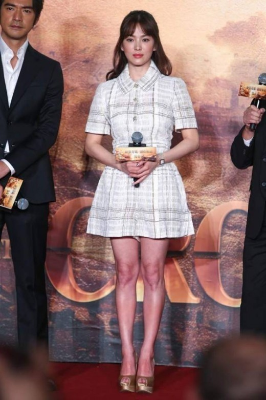 3 bước giúp Song Hye Kyo thành nữ thần màn ảnh - 3