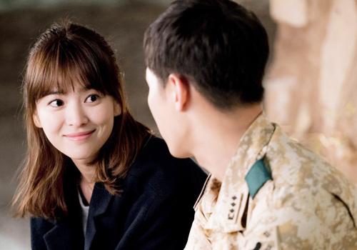3 bước giúp Song Hye Kyo thành nữ thần màn ảnh - 8