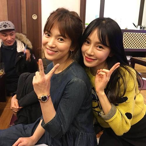 3 bước giúp Song Hye Kyo thành nữ thần màn ảnh - 7