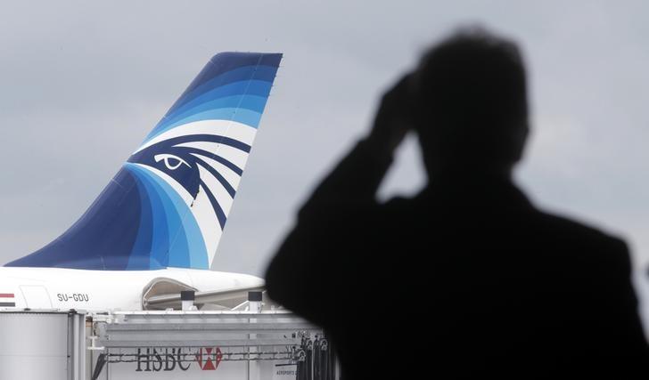 Máy bay Ai Cập chở 66 người rơi: Dấu vết thuốc nổ - 1