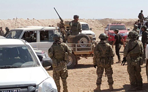 Đặc nhiệm Mỹ bị phe nổi dậy Syria xua đuổi, nhục mạ - 2