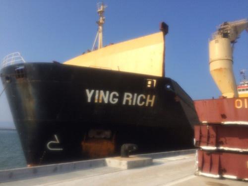 Đã thông quan 70 tấn bùn bô xít Formosa nhập từ TQ - 2