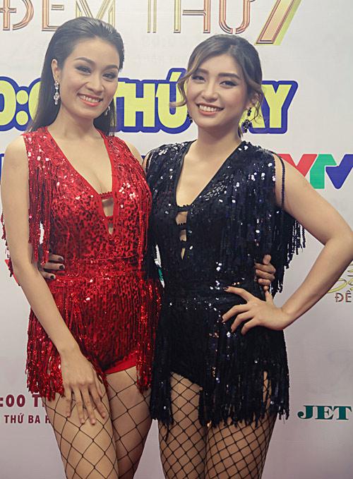 Đọ sắc 2 cô cháu gái chân dài siêu gợi cảm của Lam Trường - 2