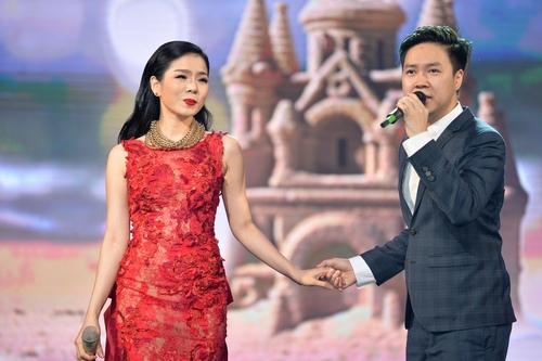 Lệ Quyên mời Lê Hiếu làm show tại Hà Nội - 2