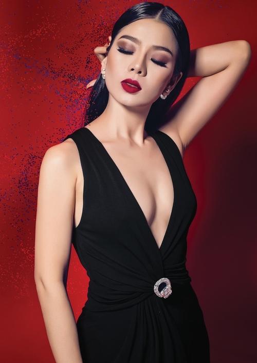 Lệ Quyên mời Lê Hiếu làm show tại Hà Nội - 1
