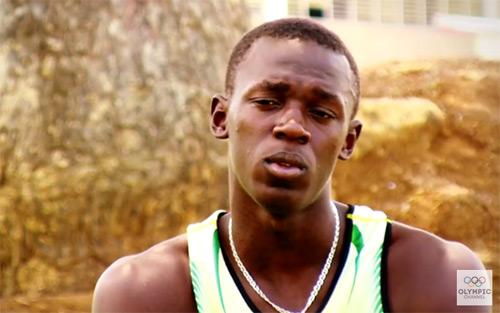 Hồi ức Usain Bolt: Giấc mơ của cậu học sinh tăng động - 1