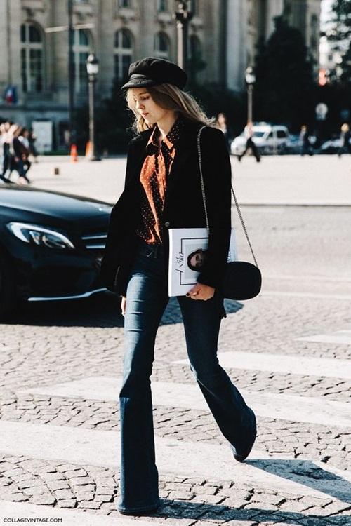 Điểm mặt 5 kiểu jeans bạn mặc hết năm cũng không hết mốt - 8