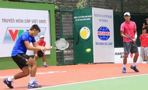 Tin HOT thể thao 17/9: Hoàng Nam thất bại chung kết đôi nam - 2
