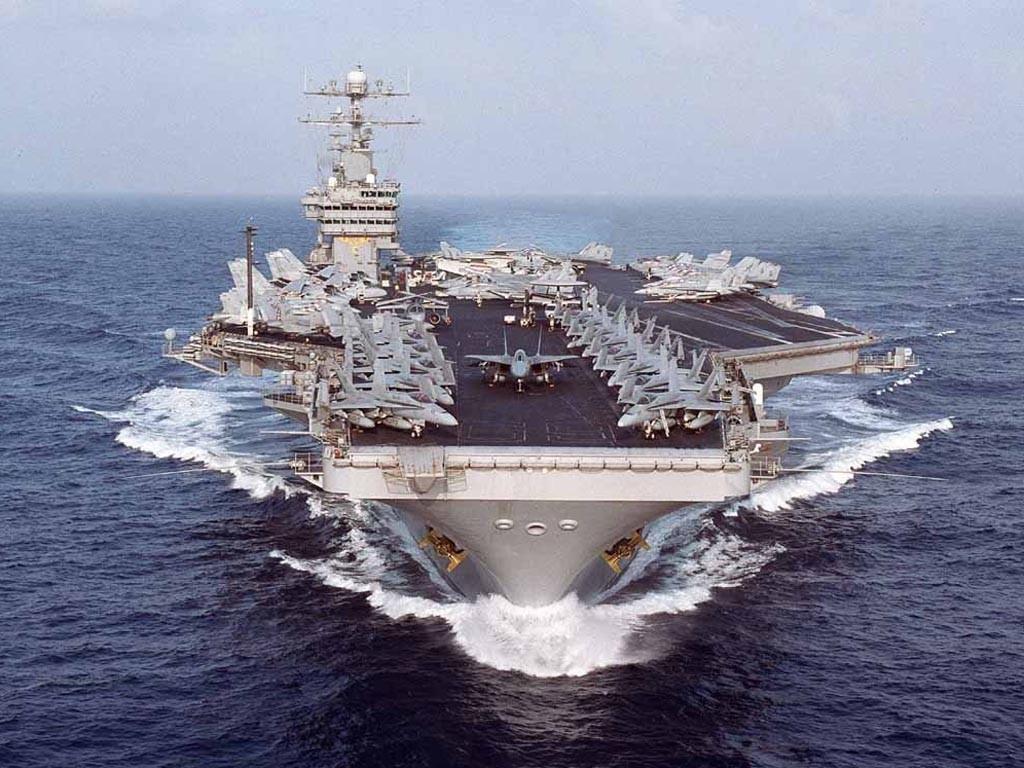 Nga đưa tàu sân bay tới Syria nhằm mục đích gì? - 1
