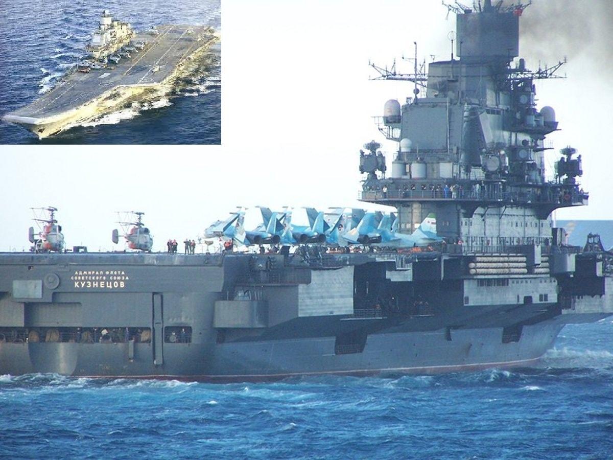 Nga đưa tàu sân bay tới Syria nhằm mục đích gì? - 3
