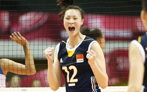 Bóng chuyền nữ: Linh Chi đua sắc bên 4 mỹ nhân - 7