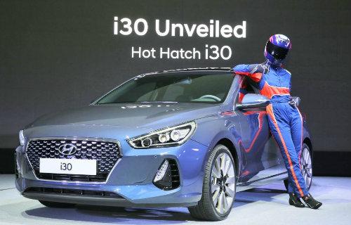 Hyundai i30 2017chính thức lộ diện, đối đầu Ford Focus - 1
