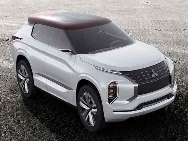 Mitsubishi GT-PHEV Concept - SUV hạng sang lộ diện - 1