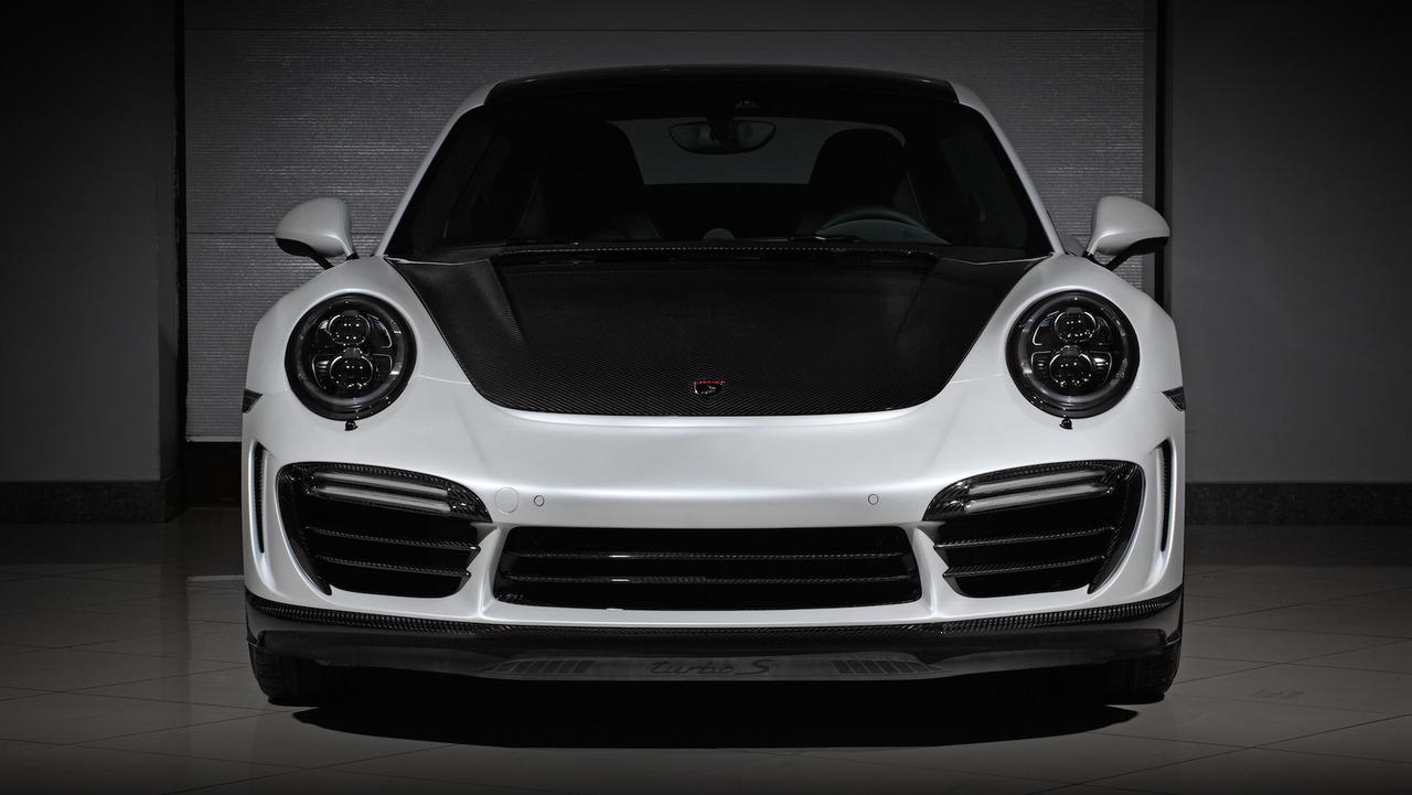 """Porches 911 Turbo S phiên bản độ """"cực chất"""" của TopCar - 5"""