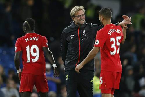 Liverpool đả bại hàng loạt ông lớn: Klopp, gã quái kiệt - 1
