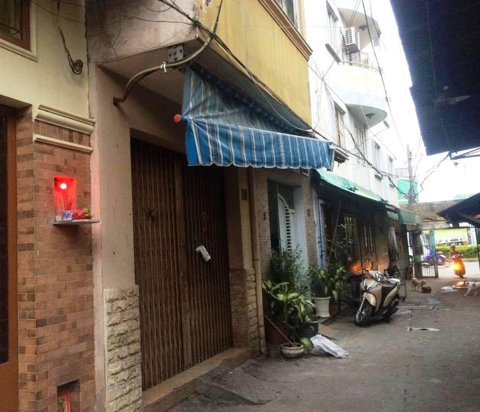 Chồng phóng hỏa toan giết vợ và con thơ ở Sài Gòn - 2