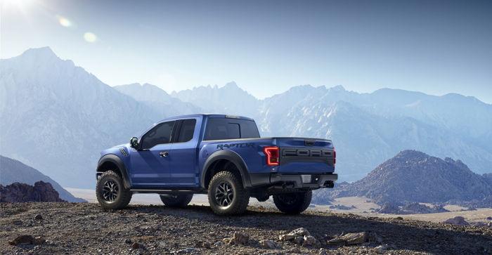 """Tiết lộ về """"siêu bán tải"""" Ford F-150 Raptor 2017 - 4"""