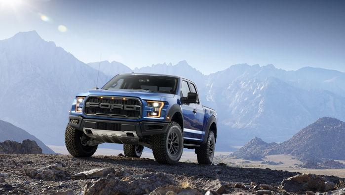 """Tiết lộ về """"siêu bán tải"""" Ford F-150 Raptor 2017 - 2"""