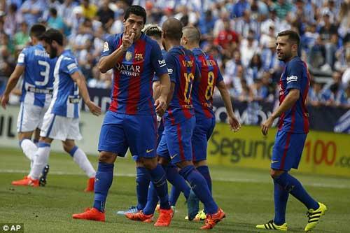 Leganes – Barcelona: Lạc vào mê hồn trận - 1
