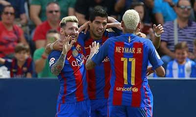 Chi tiết Leganes - Barcelona: Siêu phẩm đá phạt (KT) - 5