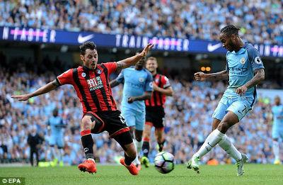 Chi tiết Manchester City - Bournemouth: Niềm vui không trọn vẹn (KT) - 9