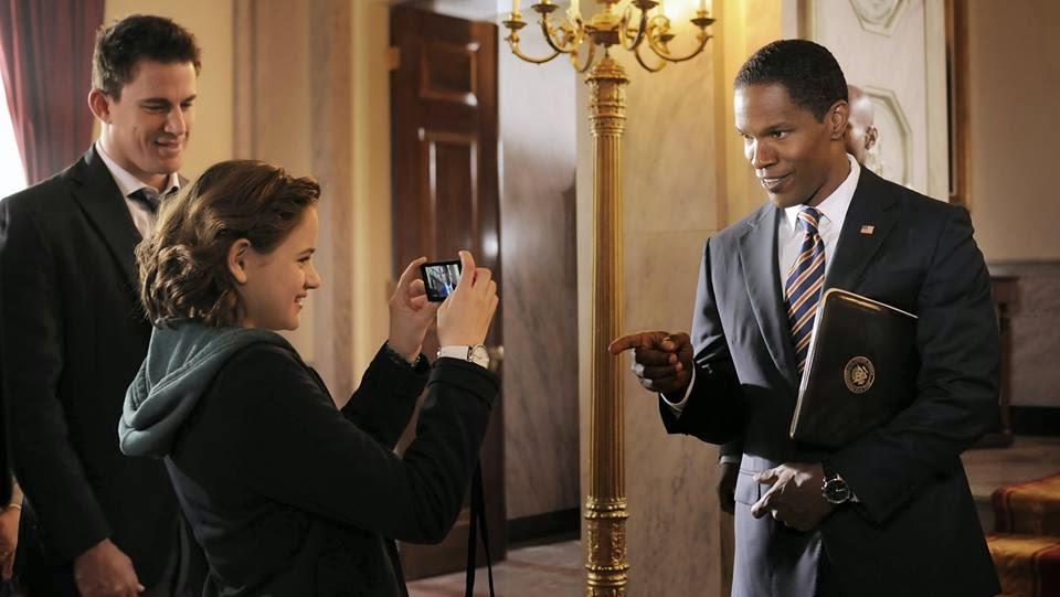 Những vai diễn cực chất về TT Obama và bà Clinton - 6