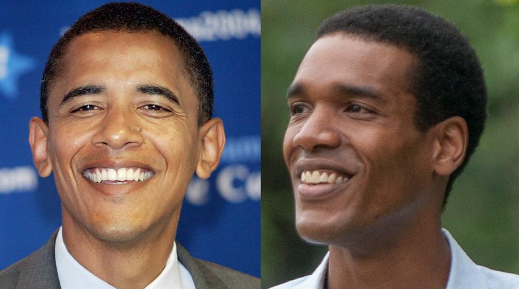 Những vai diễn cực chất về TT Obama và bà Clinton - 2