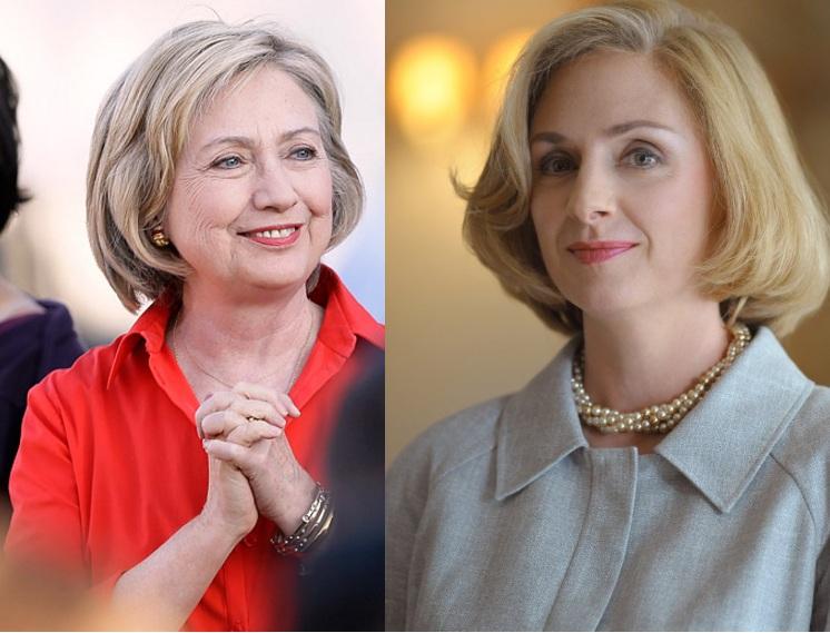 Những vai diễn cực chất về TT Obama và bà Clinton - 15